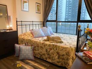 For RentCondoOnnut, Udomsuk : Condo for rent, The base Park east, size 30 sqm., 1 bedroom, 1 bathroom, rent 12,000 baht