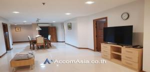 For RentCondoSukhumvit, Asoke, Thonglor : Pet Allowed | 55th Tower Condominium 3 Bedroom For Rent BTS Thong Lo in Sukhumvit Bangkok ( AA13899 )