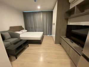 For RentCondoKasetsart, Ratchayothin : Premio Quinto🔥 Studio 🔥Room for Rent near BTS Senanikom +Kasetsart University
