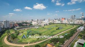 เช่าคอนโดวิทยุ ชิดลม หลังสวน : 185 Rajadamri Condominium 4 Bedroom For Rent BTS Ratchadamri in Ploenchit Bangkok ( AA28264 )
