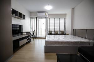 เช่าคอนโดพระราม 9 เพชรบุรีตัดใหม่ : ให้เช่า คอนโด Supalai Veranda พระราม 9 31 ตรม. ห้องสวยพร้อมอยู่ เครื่องใช้ไฟฟ้าครบ ห้องใหม่เอี่ยม ไม่เคยปล่อยเช่า🍒💥