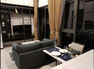 For RentCondoOnnut, Udomsuk : 🔥🔥🔥For Rent The Line สุขุมวิท 101 🏬 One Bedroom 33 ตร.ม.🔷 ชั้นสูง วิวสวย✨@JST Property.