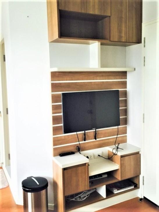 For RentCondoBangna, Lasalle, Bearing : For Rent Lumpini Mega City Bangna Size 22 Sqm.Floor 20 Building D Price 7,000 Bath