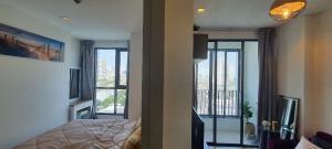 For RentCondoWongwianyai, Charoennakor : ให้เช่าตำแหน่งสวย ฮวงจุ้ยดี หน้าห้องไม่ชนกับใคร ห้องก็แต่งสวย ราคาดีมาก