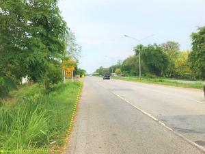 ขายที่ดินขอนแก่น : ขายด่วน ที่ดินติดถนนมิตรภาพ 75 ไร่ ฝั่งขาเข้ากรุงเทพ อำเภอน้ำพอง ขอนแก่น พื้นที่สีม่วง