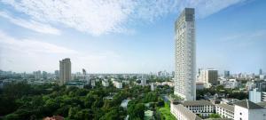 ขายคอนโดสาทร นราธิวาส : ขาย คอนโด The Sukhothai Residence ห้อง Penthouse พร้อมสระว่ายน้ำส่วนตัว  โทร.062-339-3663