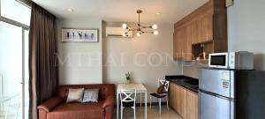 For SaleCondoRatchathewi,Phayathai : 🔥 Super Selling Cheap!! Condo Ideo Verve Ratchaprarop, next to Airport Link Ratchaprarop, 38 sqm, 28th floor, beautiful room and ready to move in
