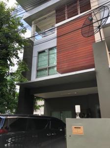For RentTownhouseChengwatana, Muangthong : House for Rent at Mo town Chaengwattana