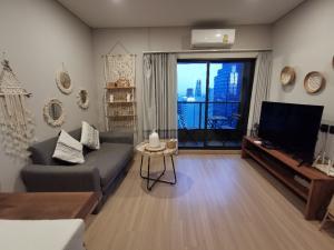 For RentCondoRama9, Petchburi, RCA : ✨⚡For rent Condo Lumpini Suite Phetchaburi-Makkasan beautiful unit! 1 Bed1 Bath 33 sqm.⚡✨