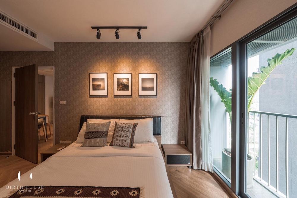 For RentCondoSukhumvit, Asoke, Thonglor : NOBLE REMIX  Sukhumvit 36  for Rent – BTS Thong Lo 100 meters – Unit 46 Sq.m. 17419