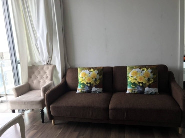 For RentCondoOnnut, Udomsuk : 2 Bedroom for rent at The Room Sukhumvit 62(UN13955)
