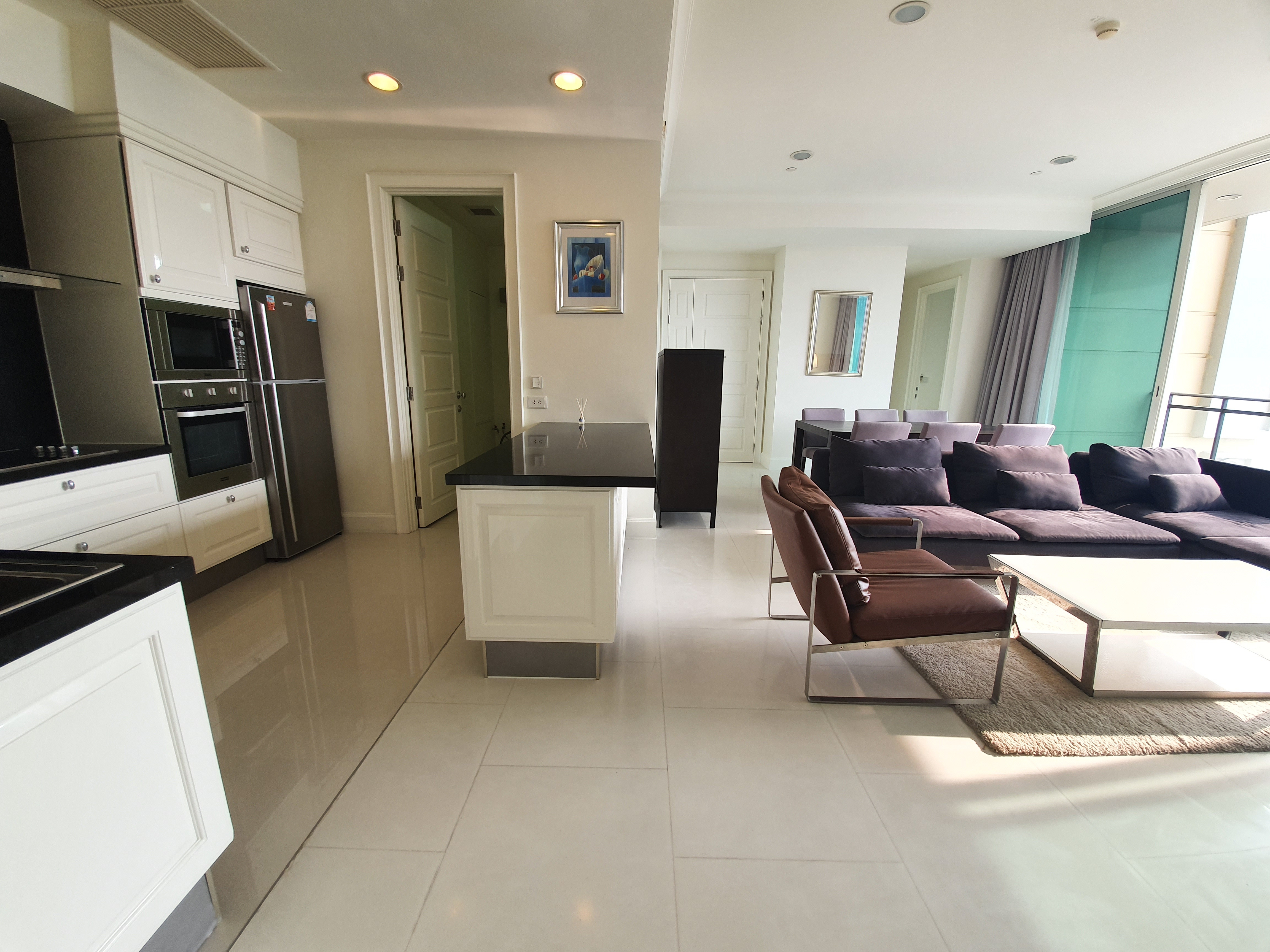 For RentCondoSukhumvit, Asoke, Thonglor : 3 Bedroom for rent at Royce Private Residences(UN14845)