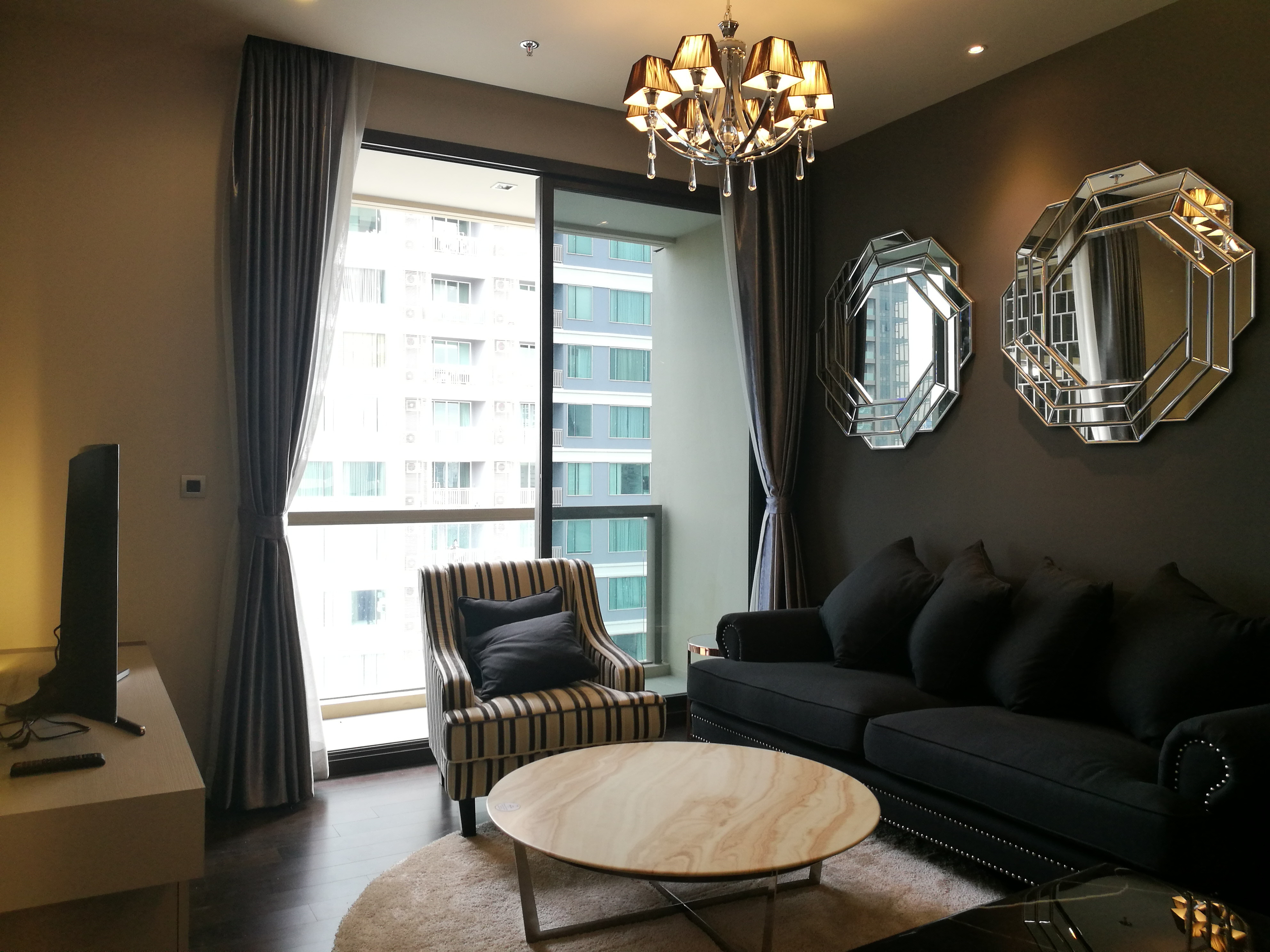 For RentCondoSukhumvit, Asoke, Thonglor : 2 Bedroom for rent at The XXXIX by Sansiri(UN14851)