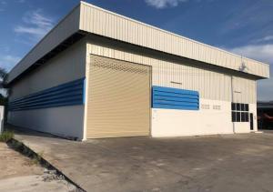 For RentWarehousePattaya, Bangsaen, Chonburi : Warehouse for rent 600 sq m. Near Bypass, Ban Suan, Chonburi