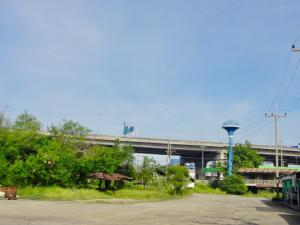 For RentLandChachoengsao : Bangna frontage road land for rent near Amata & Welgrow industrial estates