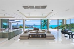 For SaleHouseSamui, Surat Thani : For sale magnificent villa Koh Samui, 6 bedroom
