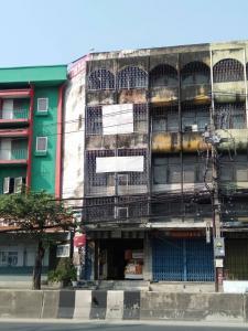 ขายตึกแถว อาคารพาณิชย์รัชดา ห้วยขวาง : ขายตึกแถว อาคารพาณิชย์ 1 หลัง 4ชั้น