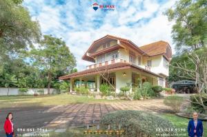 For SaleHouseRamkhamhaeng Nida, Seri Thai : Detached house Navatanee, Soi Serithai 59, Kannayao, Colonial style.