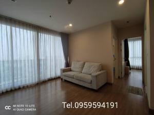 For RentCondoBang Sue, Wong Sawang : 💥 Condo for rent 2 bedrooms 🚉 near BTS Bang Po