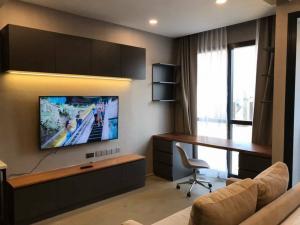 เช่าคอนโดสยาม จุฬา สามย่าน : ว่างให้เช่า🔥 Ashton Chula-Silom ห้องสวย วิวดี  แต่งครบ พร้อมอยู่ 095-249-7892