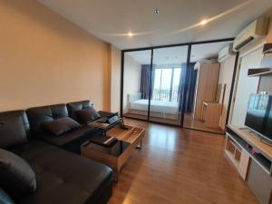 For RentCondoBang Sue, Wong Sawang : SN412 Condo for rent, The Tree Interchange, 1 bedroom, 35.98 sq.m. ** Discounted price, but lets talk **