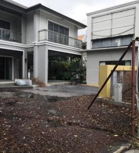 For SaleHome OfficeYothinpattana,CDC : Urgent sale, 2-storey detached house, free house (office), Pradit Manutham Rd.