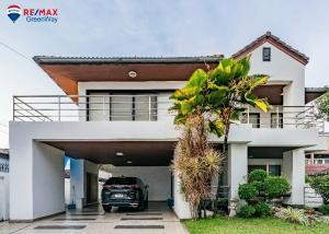 ขายบ้านรัชดา ห้วยขวาง : ขายบ้านเดี่ยว หลังนี้ ที่อยู่ใจกลางเมือง 135 ตร.วา 3+1ห้องนอน ย่าน รัชดา-สุทธิสาร ใกล้ Central Rama 9 (Ratchada-Kluaykwang Single House)