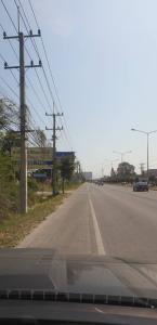 For SaleLandCha-am Phetchaburi : Land for sale on the sea