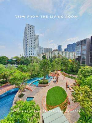 เช่าคอนโดอ่อนนุช อุดมสุข : New 2 bedrooms Unit for rent In Onnut Area close to T77 Community / Bangkok Prep / Habit Mall
