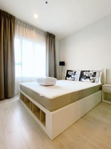 For RentCondoBang Sue, Wong Sawang, Tao Pun : Condo for rent: Aspire Ratchada-Wongsawang - 1 Bedroom 26 sq m. Next to the Purple Line.