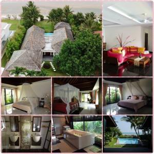 For SaleHouseCha-am Phetchaburi : Cheap house for sale, Pool Villa by the sea 🌊 with private pool Puek Tian Beach in Cha Am, Tha Yang District, Phetchaburi