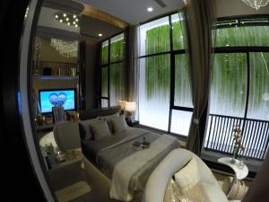 Sale DownCondoRatchathewi,Phayathai : Sell at a loss, reduce 50000 ! Down payment for Park Origin Ratchathewi, 32nd floor, for sale by owner.
