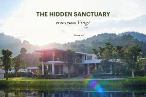 For SaleHouseChiang Mai : Pong Yang Vingt is the most private Pong Yang villa in Chiang Mai. Exclusive, only 20 houses