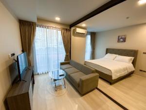 For RentCondoNana, North Nana,Sukhumvit13, Soi Nana : Venio Sukhumvit Soi 10 1 bed 35 sqm.