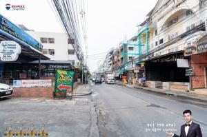 For SaleShophouseLadprao101, The Mall Bang Kapi : Apartment for sale, Soi Ladprao 122, near Ramkhamhaeng University, area 46 sq m, 8.3 million.