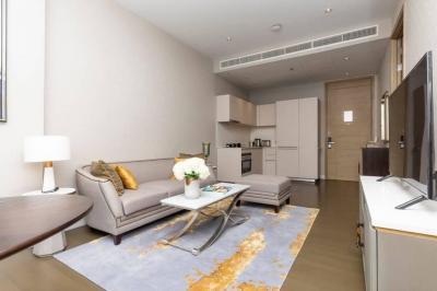 For RentCondoWitthayu,Ploenchit  ,Langsuan : Ratchadamri Road – For Rent 1bedroom Service Residence