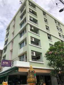 ขายขายเซ้งกิจการ (โรงแรม หอพัก อพาร์ตเมนต์)สะพานควาย จตุจักร : ขายอพาร์ทเม้นท์ 7ชั้น ซอยลาดพร้าว41แยก6-5  ทำเลเด่น