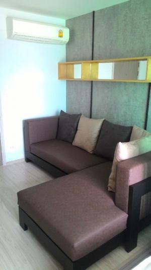 For RentCondoBang Sue, Wong Sawang : For rent, Ideo Mobi Bangsue, 1 bedroom, 18th floor, 27.54 sqm., Near the SRT, Tao Poon Station