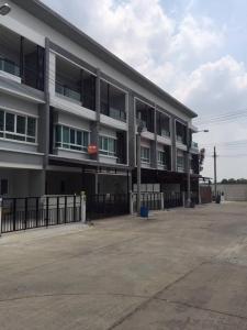 For SaleTownhouseNawamin, Ramindra : Townhome 3 floors 20.6 sq.w. Watcharaphon Soi Ruammit Phatthana 3.7 million