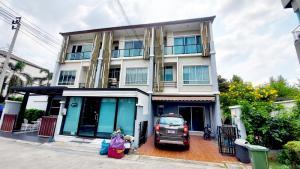 For SaleTownhouseChengwatana, Muangthong : 3-storey townhome for sale (angel condition) THE PLANT CITI Chaengwattana, Muang Thong Thani