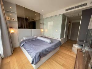 For RentCondoRama9, RCA, Petchaburi : ✅ For rent Ashton Asoke Rama 9, near MRT, size 61 sq m, complete with furniture and appliances ✅