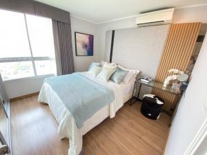 For RentCondoRamkhamhaeng, Hua Mak : U Delight @ Huamark 40 sqm, 20th floor, corner room, 10,000 baht. 064-959-8900