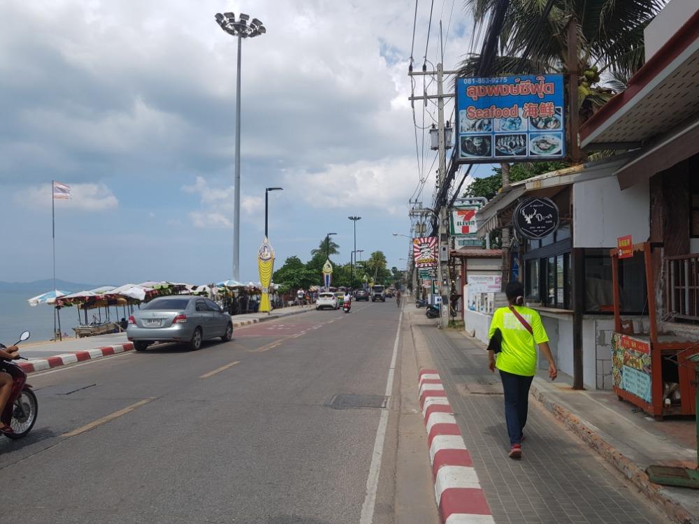 For SaleLandPattaya, Bangsaen, Chonburi : Land in Pattaya for sell or long term lease 15 years