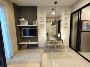 For RentCondoRama9, RCA, Petchaburi : For Rent Condo Midst Rama9 1Bed MRT Rama9 Fully furnished