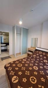 For RentCondoThaphra, Wutthakat : For rent, Bangkok Horizon, Ratchada Thapra, fully furnished