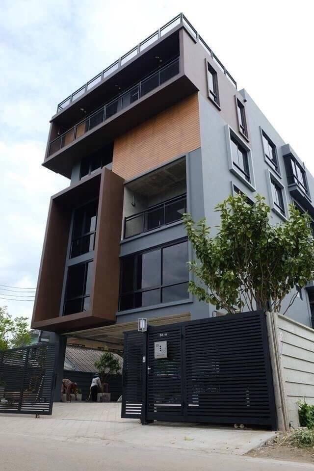 เช่าโฮมออฟฟิศแจ้งวัฒนะ เมืองทอง : ให้เช่าโฮมออฟฟิศย่านงามวงศ์วาน พื้นที่ 1000 ตร.ม. Loft Style พร้อมลิฟท์