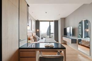 For SaleCondoSukhumvit, Asoke, Thonglor : Sale // Rent BEATNIQ Sukhumvit 32, large room, fully furnished.
