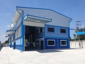 ขายโรงงานพัทยา บางแสน ชลบุรี : ขายด่วนอาคารโรงงาน-โกดังเนื้อที่ 2 ไร่พื้นที่ 1,000 ตร.ม (ตกแต่งใหม่ทั้งโรงงาน) พร้อมเข้าดำเนินกิจการ ใกล้นิคมอุตสาหกรรมอมตะ อำเภอพนัสนิคม จังหวัดชลบุรี ราคาขาย 18.5 ล้านบาท