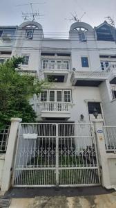 For RentTownhouseBang Sue, Wong Sawang : townhome for rent Prachachuen 27 AOL-2103003487