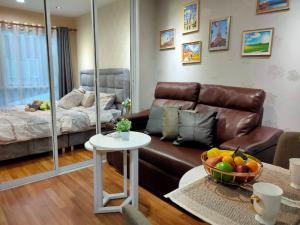 For RentCondoOnnut, Udomsuk : Condo for rent, Regent Home Sukhumvit 81, pool view room, beautiful, complete, comfortable